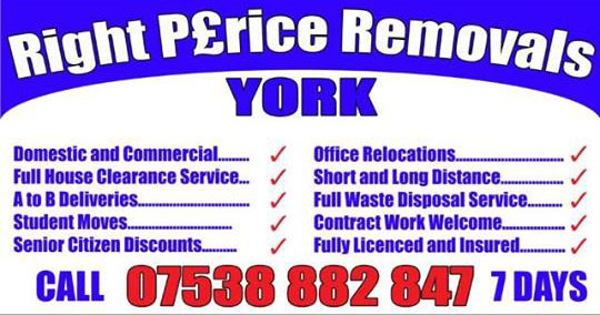 Right Price Removals