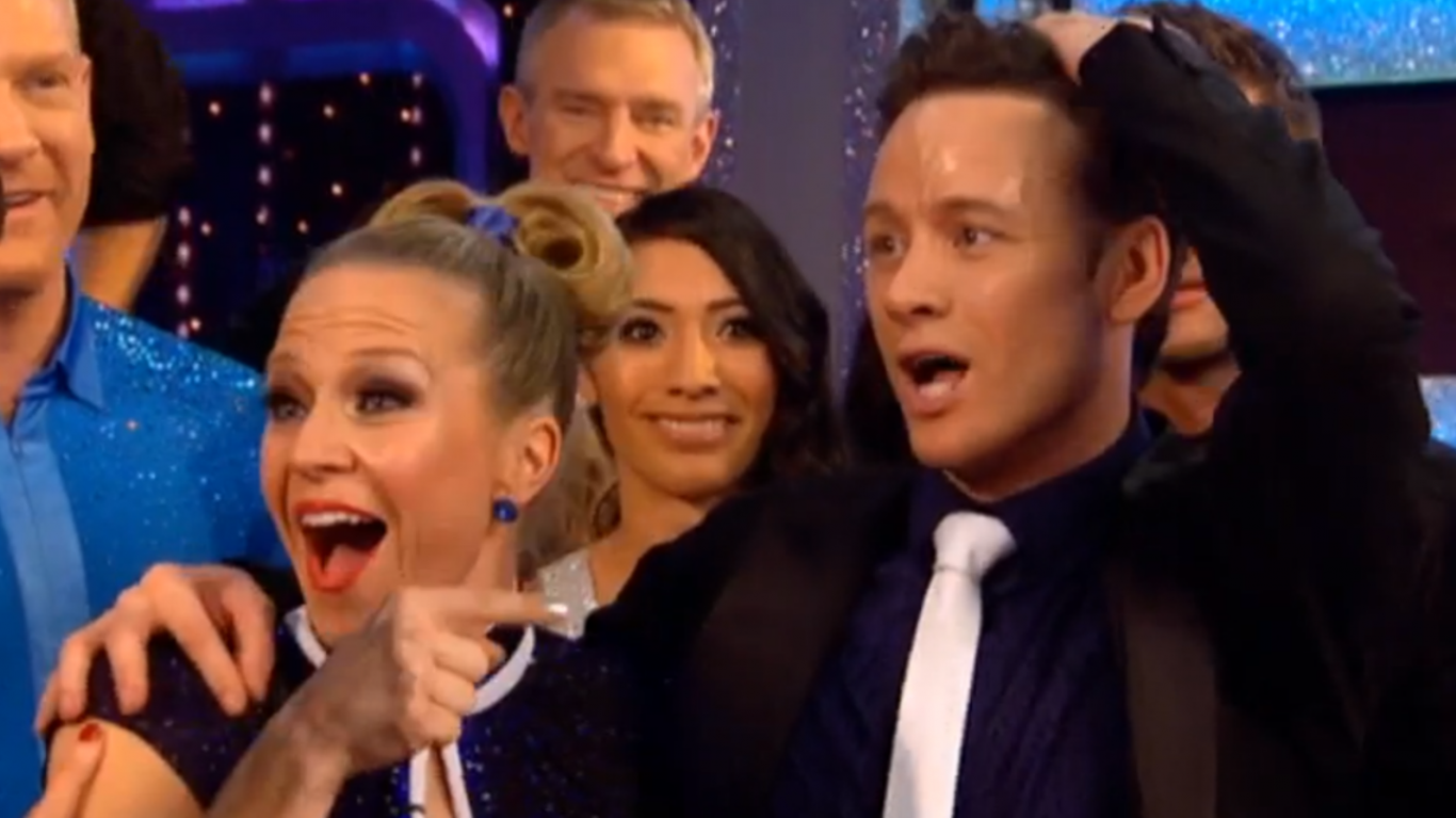 Strictly Come Dancing 2015: People are annoyed Kellie Bright didn't win