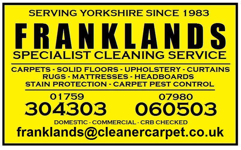 Franklands Specialist Cleaning Service