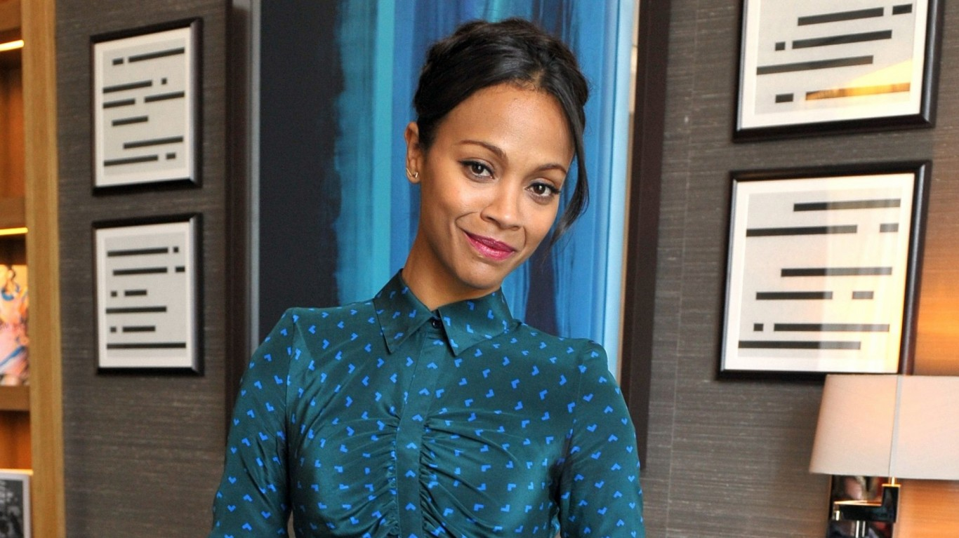 Estate of Nina Simone Slams Zoe Saldana Over Biopic